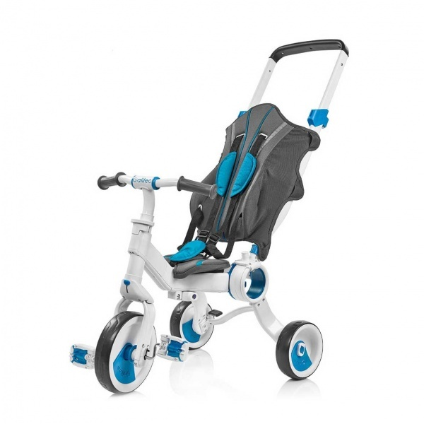Galileo Strollcycle 4in1 Katlanabilen Mavi Bisiklet