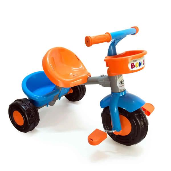 Boni Bike 3 Tekerlekli Turuncu Bisiklet 93291