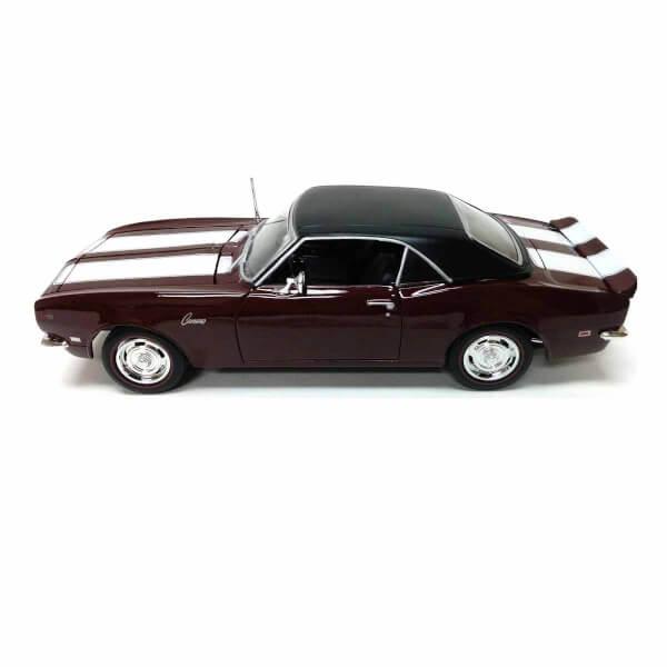 1:18 Maisto Chevrolet Camaro Coupe 1968 Model Araba