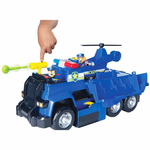 Paw Patrol 5in1 Ultimate Polis Aracı