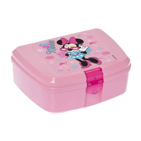 Minnie Beslenme Kabı Pembe