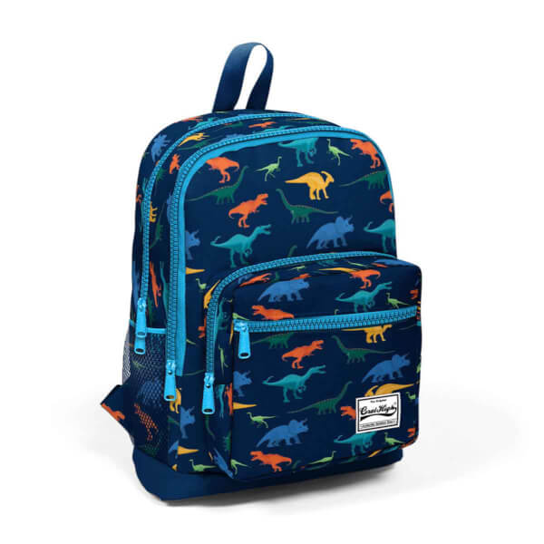 Coral High Okul Çantası Dinozor Desenli 23115