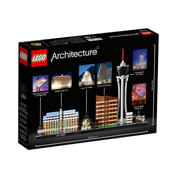 LEGO Architecture Las Vegas 21047