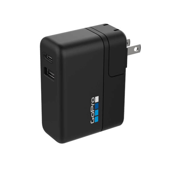 GoPro Supercharger Çift Çıkışlı Hızlı Sarj Aleti