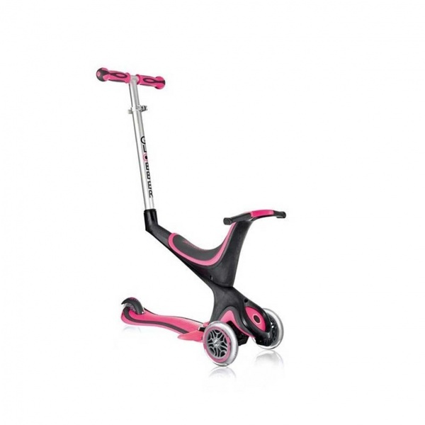Evo 5in1 3 Tekerlekli Pembe Scooter