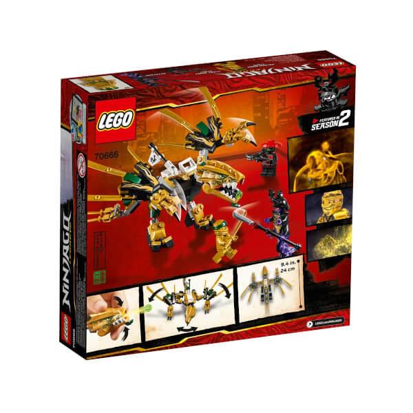 LEGO Ninjago Altın Ejderha 70666