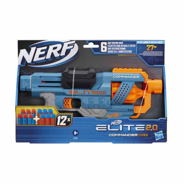 Nerf Elite 2.0 Commander RD-6 E9485