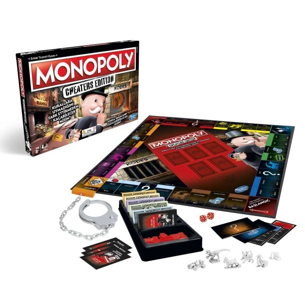 Monopoly Cheaters Edition E1871