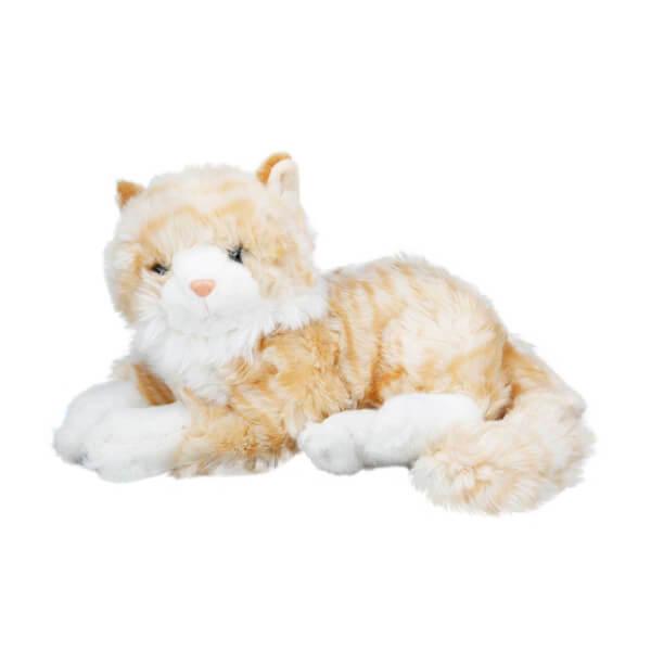 Yatan Peluş Kedi
