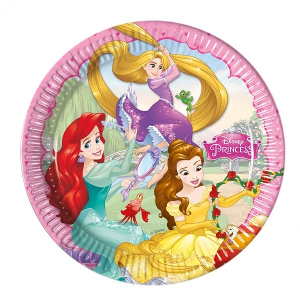 Disney Princess 8'li Tabak