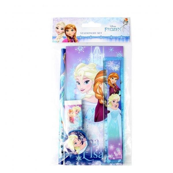 Frozen 5'li Kırtasiye Seti