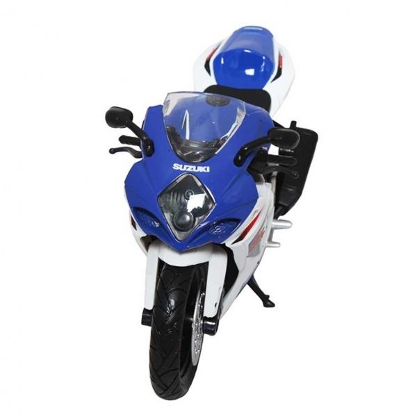 1:12 Suzuki GSX-R1000 2008 Model Motor