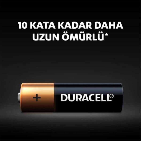Duracell Basic Kalem Pil AA 10'lu