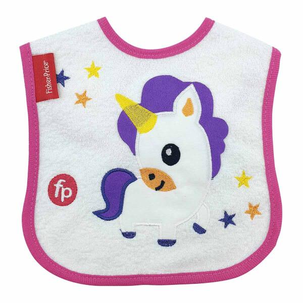 Fisher Price Unicorn Figürlü Önlük