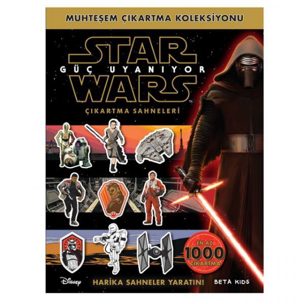 Star Wars Güç Uyanıyor Muhteşem Çıkartmaları