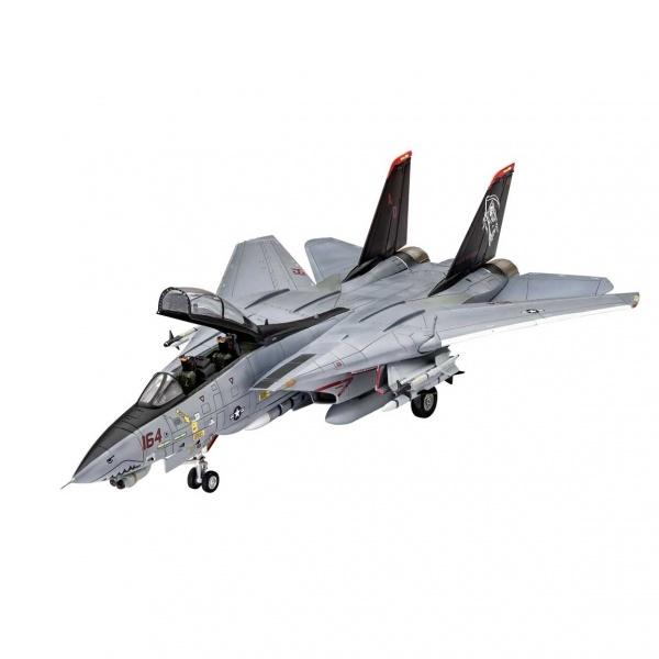 Revell 1:144 F-14D Super Tomcat Model Set Uçak