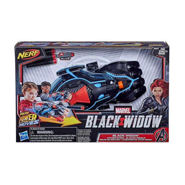 Black Widow Power Moves Black Widow E8674