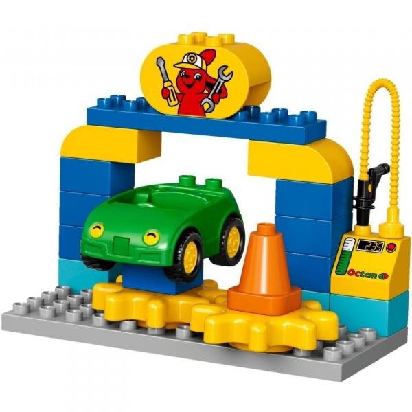 LEGO DUPLO Şehir Meydanı 10836