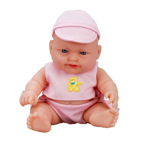 Boubou Pijamalı Sesli Bebek 20 cm.