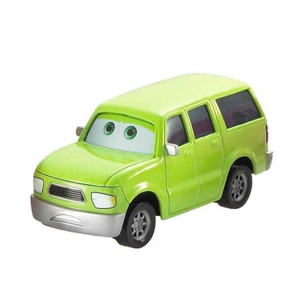 Arabalar 3 Büyük Boy Karakter Araçlar