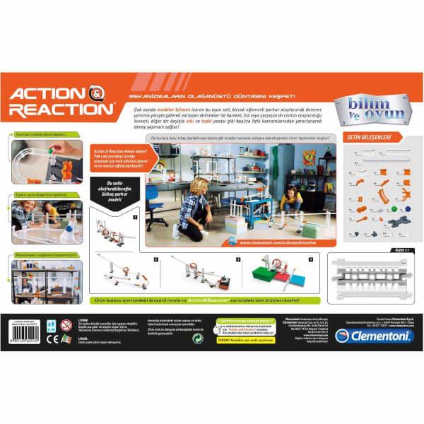 Bilim Seti : Action & Reaction Başlangıç Seti