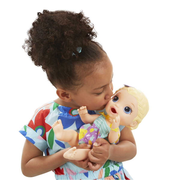 Baby Alive Lily ile Mama Eğlencesi