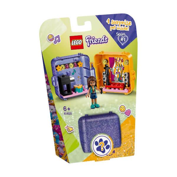 LEGO Friends Andrea'nın Oyun Küpü 41400