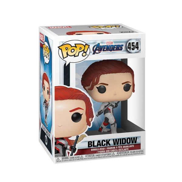 Funko Pop Marvel Avengers: Black Widow Figür