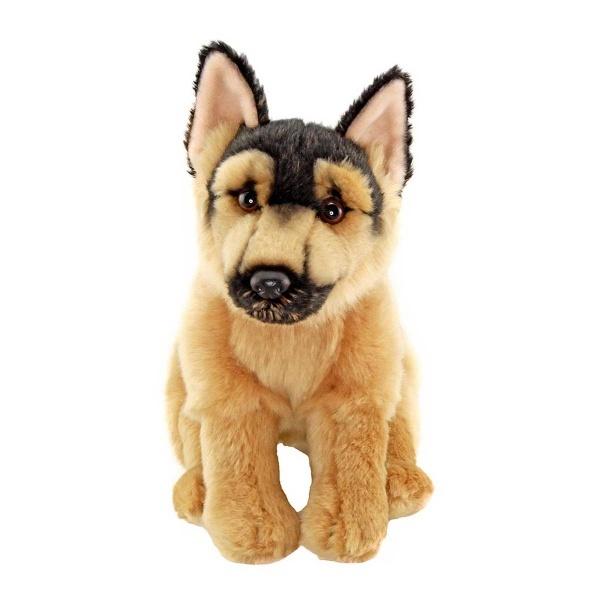 Floppy Alman Shepherd Peluş Köpek 28 cm.