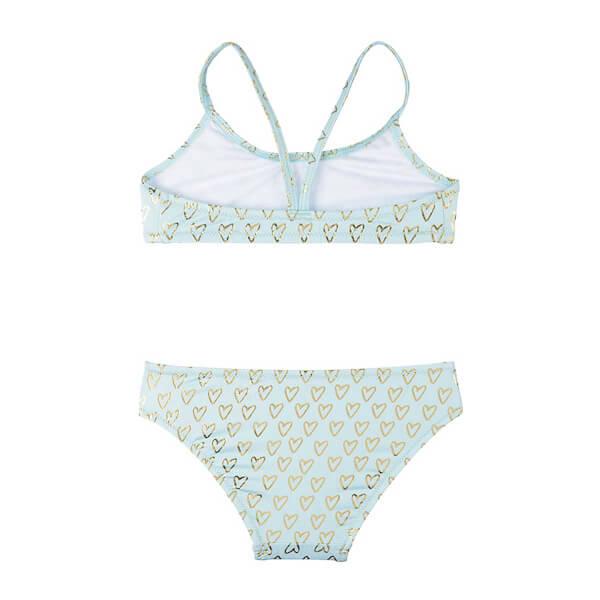 Slipstop Kız Çocuk Lily Mavi Bikini