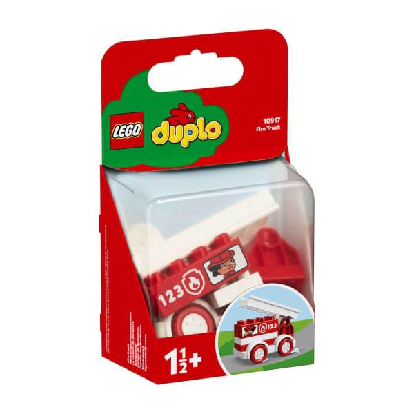 LEGO DUPLO Creative Play İtfaiye Kamyonu 10917