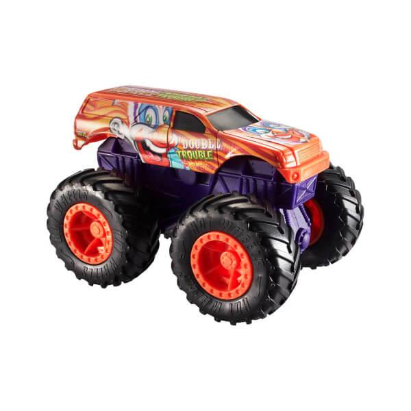 Hot Wheels Monster Trucks Çek Bırak Araba FYJ71