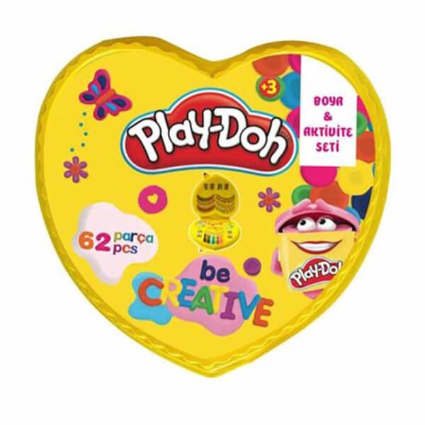 Play Doh Boya Ve Aktivite Seti 62 Parça