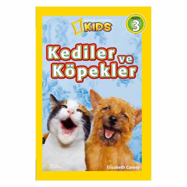 National Geographic Kids Kediler Ve Köpekler