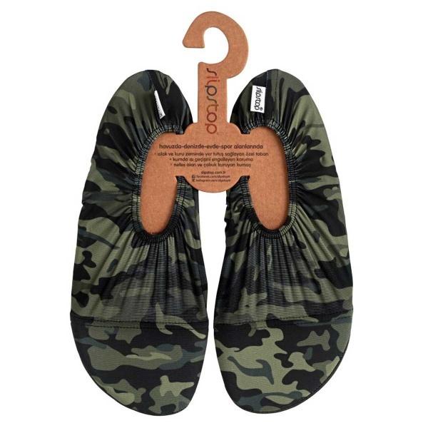 Slipstop Army Junior Deniz ve Havuz Ayakkabısı