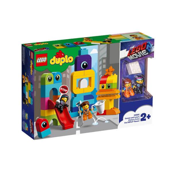 LEGO DUPLO The LEGO Movie 2 10895