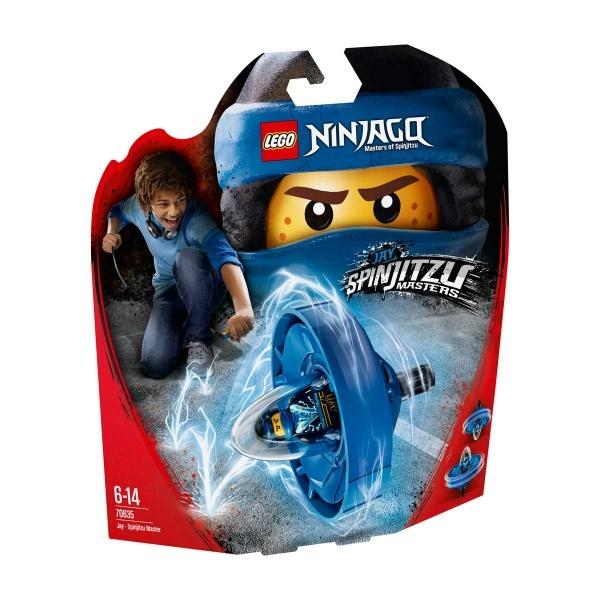 LEGO Ninjago Jay - Spinjitzu Ustası 70635