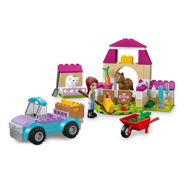 LEGO Juniors Mia'nın Çiftlik Çantası 10746