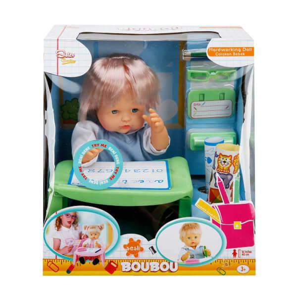 Boubou Sesli Çalışkan Bebeğim