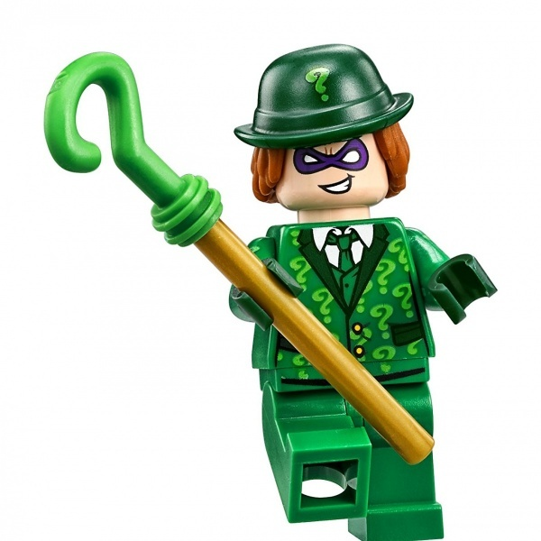 LEGO Batman Riddler Bilmece Yarışçısı 70903