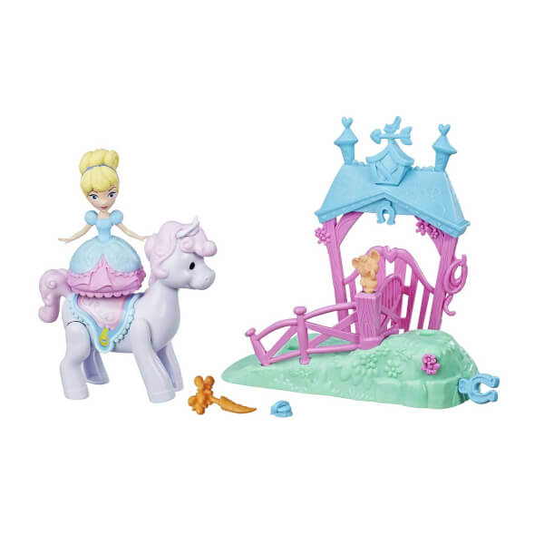 Disney Prenses Balerin Prensesler Oyun Seti