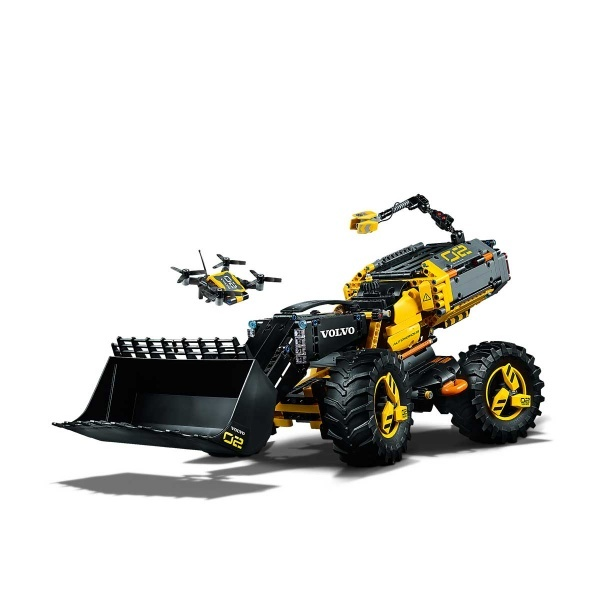 LEGO Technic Volvo Concept Wheel Loader Zeux 42081