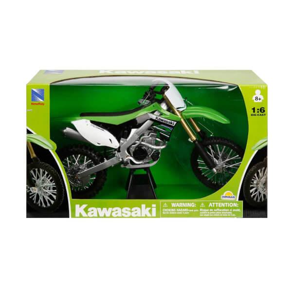 1:6 Kawasaki KX 450F 2012 Model Motor