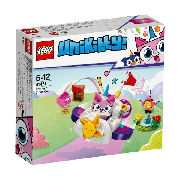 LEGO Unikitty Bulut Arabası 41451