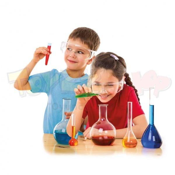 Bilim Seti - Kimya Laboratuvarı