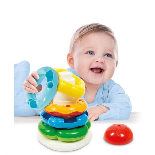 Baby Clementoni Renkli Halkalar