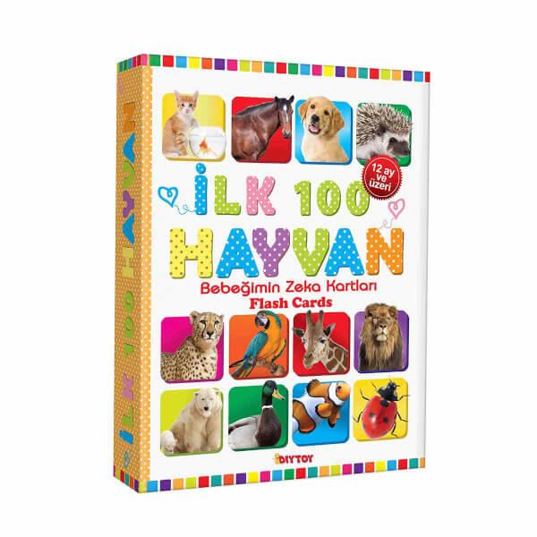 Bebeğimin Zeka Kartları: İlk 100 Hayvan
