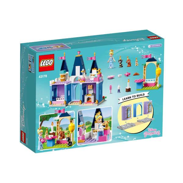 LEGO Disney Princess Sindirella'nın Şato Kutlaması 43178