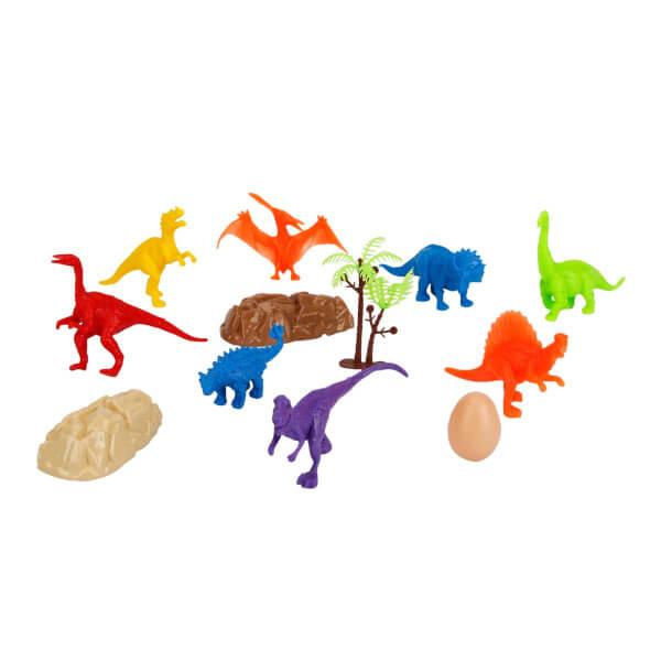 Dinozor Dünyası Küçük Figür Set