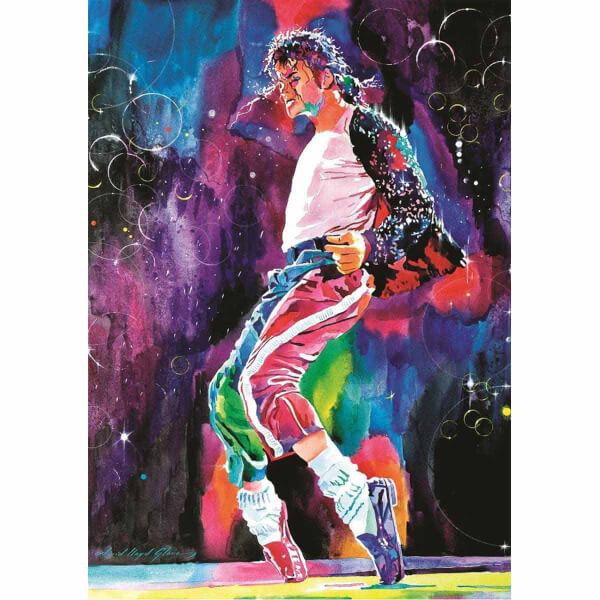 1000 Parça Puzzle : Michael Jackson Moonwalk